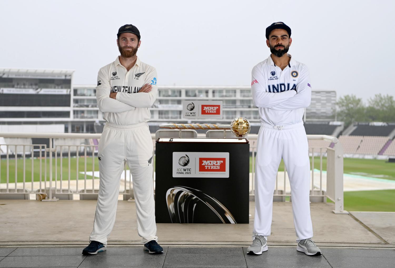 India, New Zealand, Virat Kohli, Kane Williamson, ICC WTC, ICC WTC Final, ICC, ICC World Test Championship, ICC World Test Championship Final