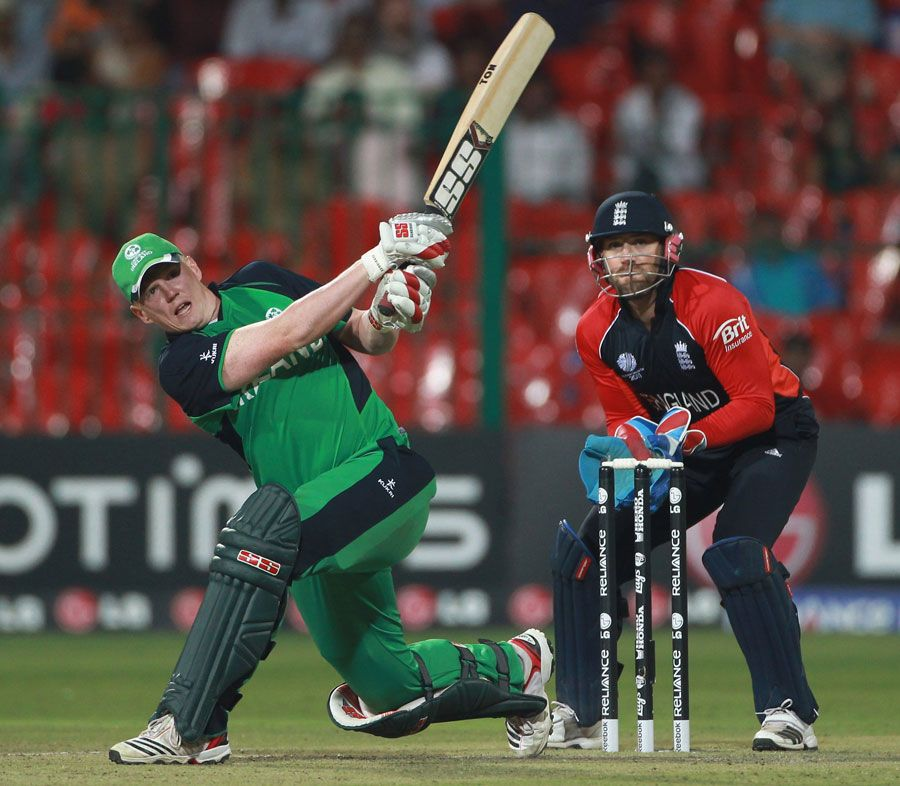 Kevin O'Brien Announces His Retirement From One-Day International Cricket