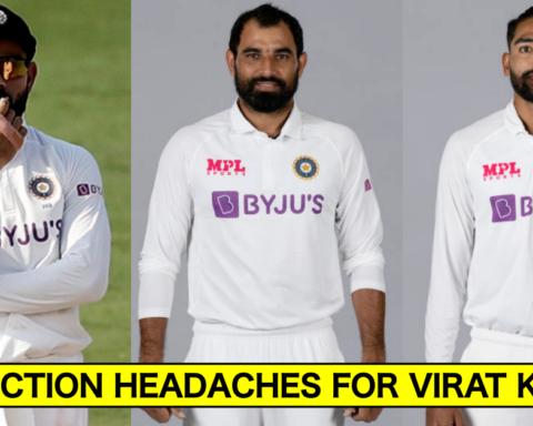 3 Selection Headaches For India Captain Virat Kohli Ahead Of ICC WTC Final