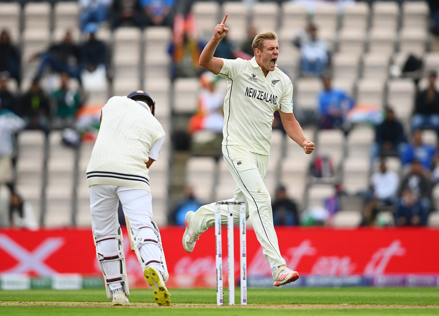 """WTC Final 2021: """"It Was A Good Day For Test Cricket"""" - Kyle Jamieson"""