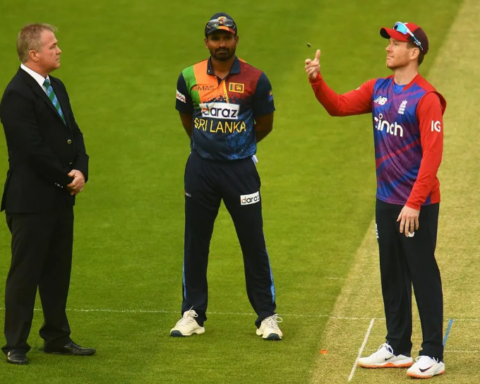 England vs Sri Lanka 3rd T20I