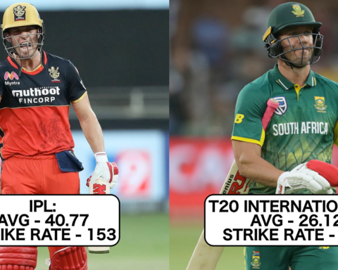 5 Cricketers Who Are Big Hits In IPL But Flopped In T20 Internationals