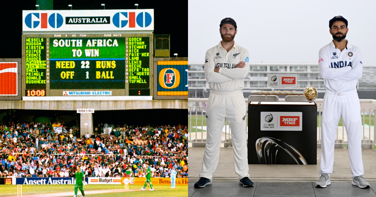 5 Great Games In History Of World Cricket Which Were Spoiled Due To Rain
