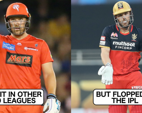 5 Players Who Did Well In Other Franchise T20 Leagues But Flopped In IPL