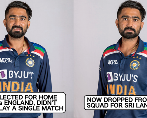 5 Players Who Didn't Get A Place In India's Squad For Sri Lanka Tour