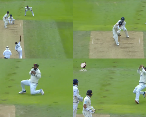 Watch: Ravichandran Ashwin Gets His Second As Neil Wagner Goes After Ajinkya Rahane Takes A Juggling Catch