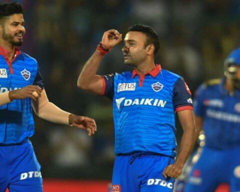 Amit Mishra & Shreyas Iyer