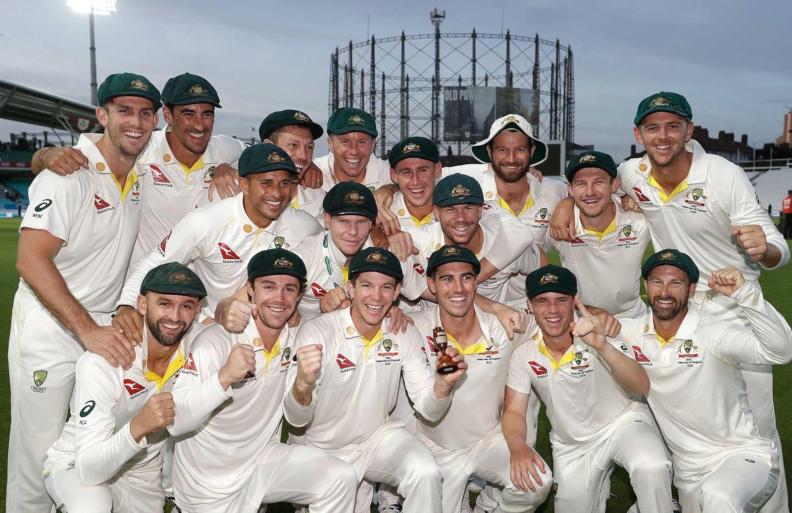 Australia, 2019 Ashes