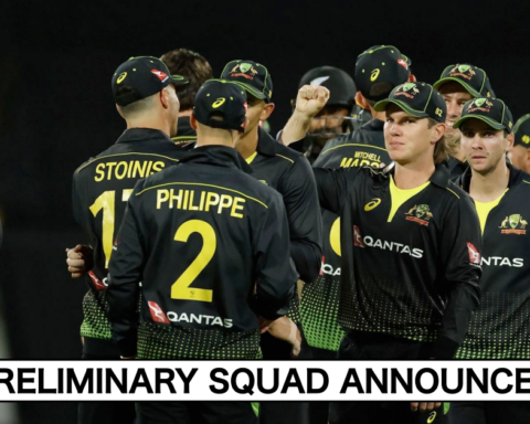 Australia Announce 29-Member Preliminary Squad For White-Ball Tour To West Indies And Bangladesh