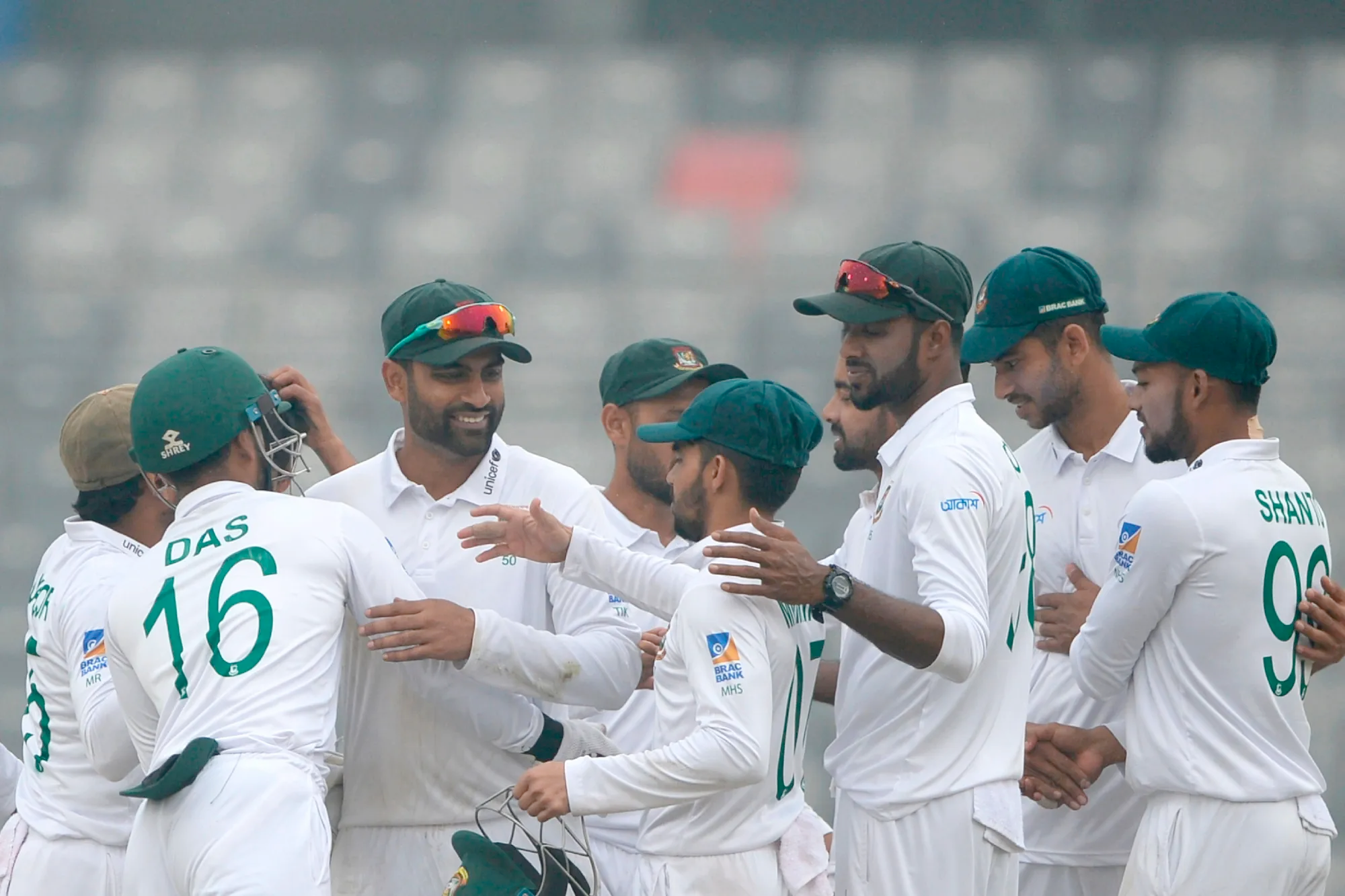 Bangladesh test team 2021