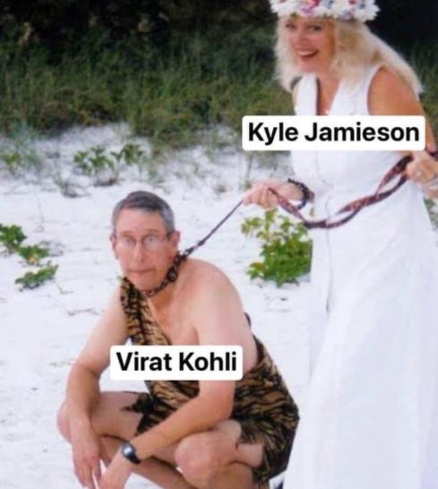 New Zealand-based website posts ugly image mocking Virat Kohli after WTC final defeat
