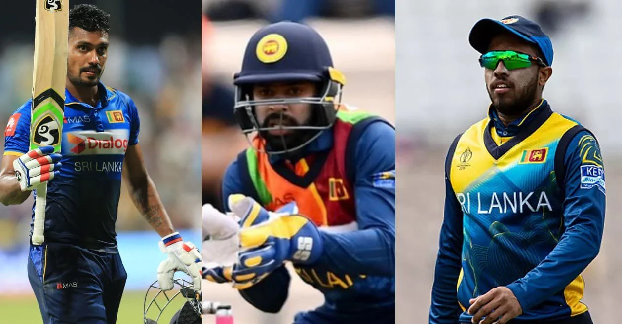 Kusal Mendis, Niroshan Dickwella And Danushka Gunathilaka Likely To Be  Banned For One Year By SLC For Bio-Bubble Breach On England Tour-Report