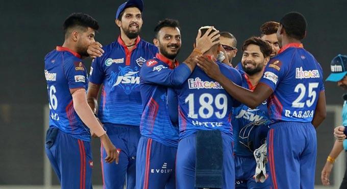 Delhi Capitals, IPL 2021 Points Table