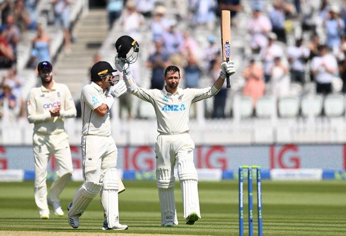Devon Conway 200 Best Test innings on Debut