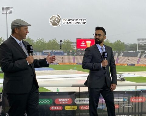 Dinesh Karthik-WTC Final