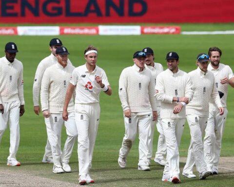 England Cricket Team, ICC World Test Championship