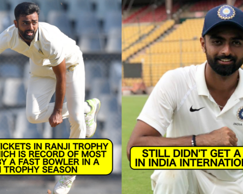 Five Unlucky Indian Domestic Cricketers Currently