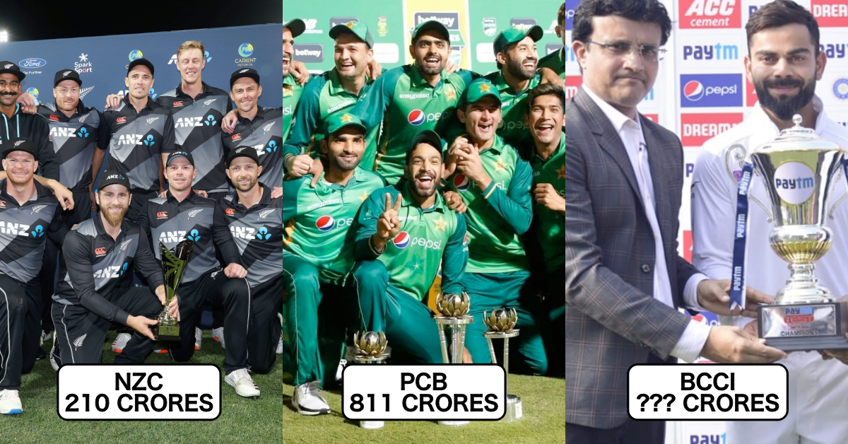 From BCCI To CA: Top 10 Richest Cricket Boards In 2021