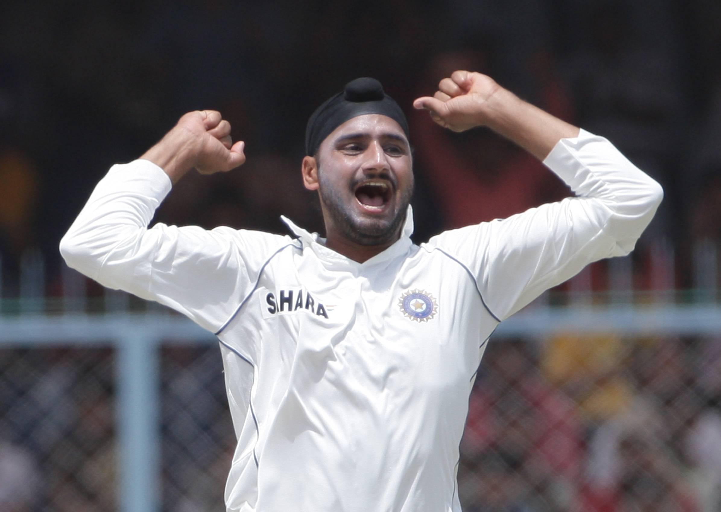 Harbhajan Singh, Test Wickets, India