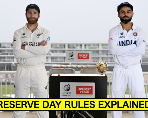 ICC WTC Final: Reserve Day Rules Explained