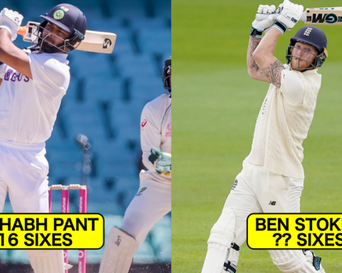 ICC World Test Championship 2019-21: Top 5 Batsmen With Most Sixes In The Tournament