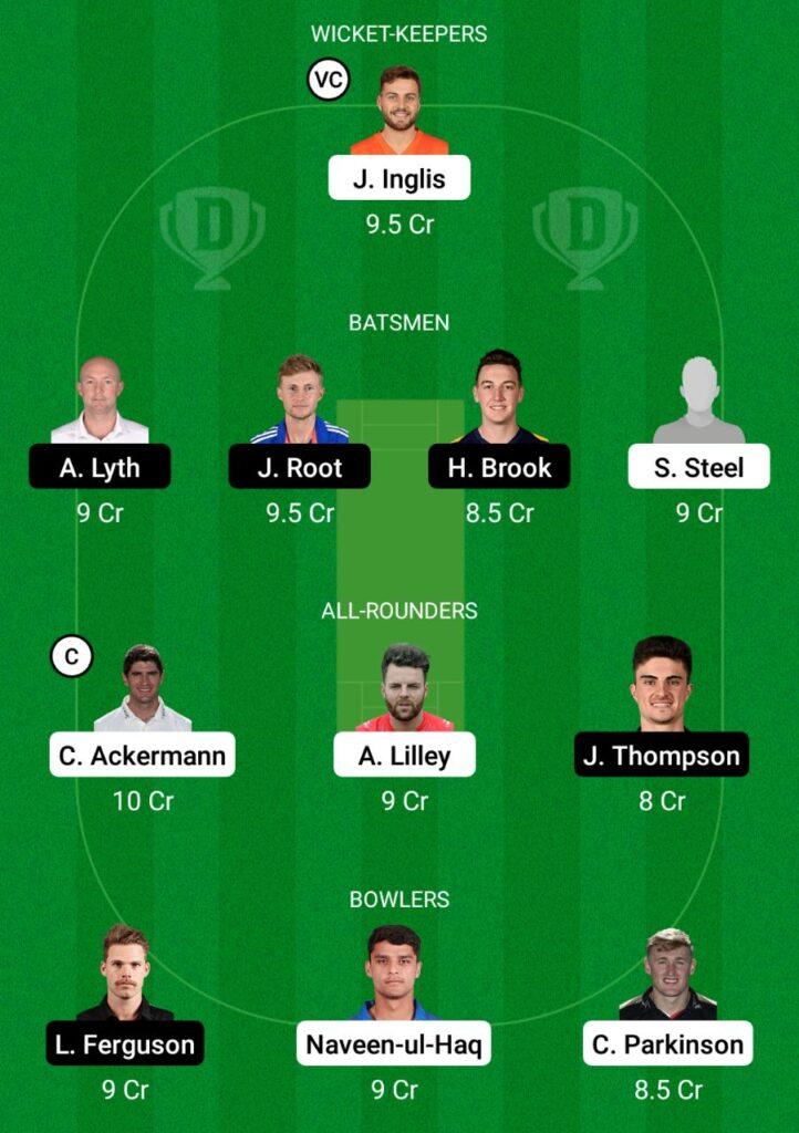 LEI vs YOR Dream11 Prediction Fantasy Cricket Tips Dream11 Team English T20 Blast