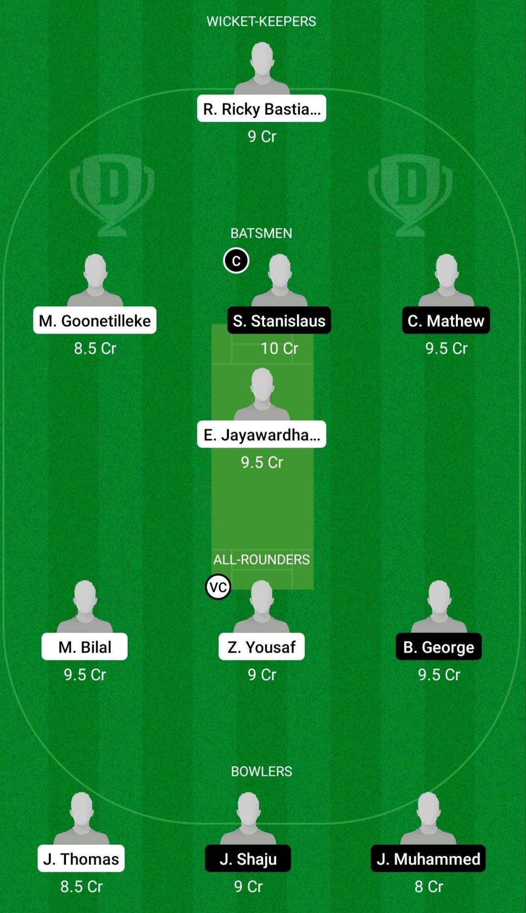 SOC vs AUK Dream11 Prediction Fantasy Cricket Tips Dream11 Team FanCode ECS T10 Malta