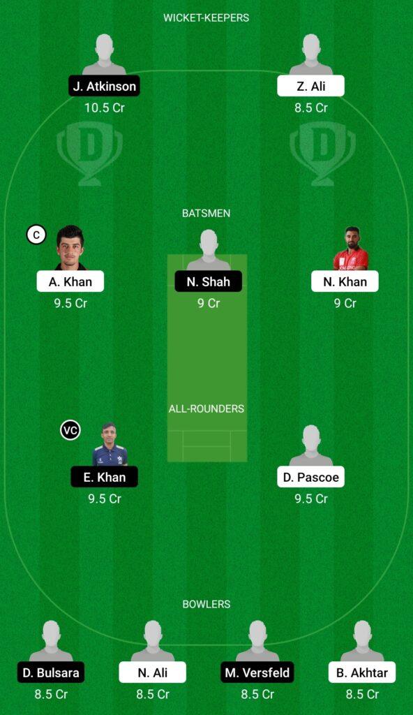 KOL vs HKI Dream11 Prediction Fantasy Cricket Tips Dream11 Team HK All Stars T20
