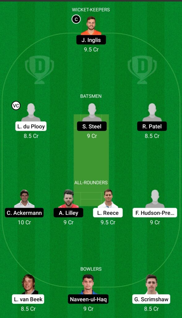 DER vs LEI Dream11 Prediction Fantasy Cricket Tips Dream11 Team English T20 Blast