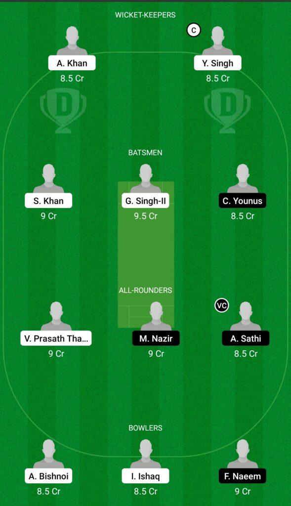SKI vs MTD Dream11 Prediction Fantasy Cricket Tips Dream11 Team FanCode ECS T10 Malta