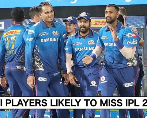 IPL 2021: 3 Mumbai Indians (MI) Players Who Might Miss The UAE Leg Of The Tournament