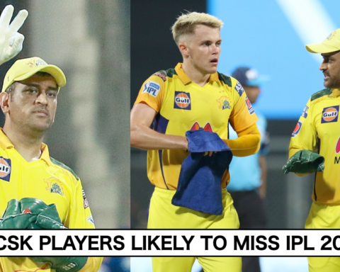 IPL 2021: 4 Chennai Super Kings (CSK) Players Who Might Miss The UAE Leg Of The Tournament