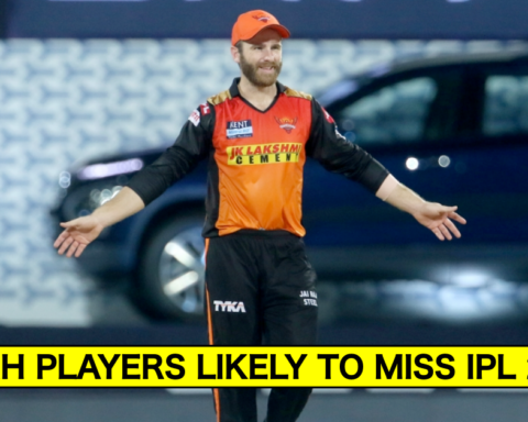 IPL 2021: 4 SunRisers Hyderabad (SRH) Players Who Might Miss The UAE Leg Of The Tournament