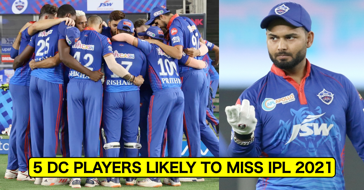IPL 2021: 5 Delhi Capitals (DC) Players Who Might Miss The UAE Leg Of The Tournament