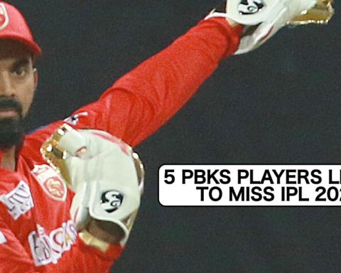 IPL 2021: 5 Punjab Kings (PBKS) Players Who Might Miss The UAE Leg Of The Tournament