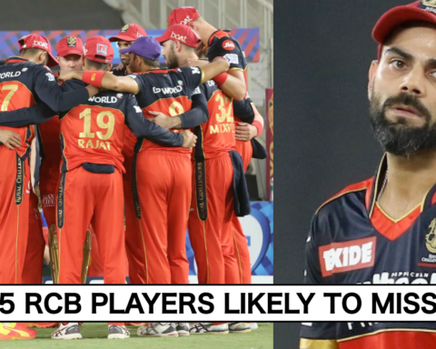 IPL 2021: 5 Royal Challengers Bangalore (RCB) Players Who Might Miss The UAE Leg Of The Tournament