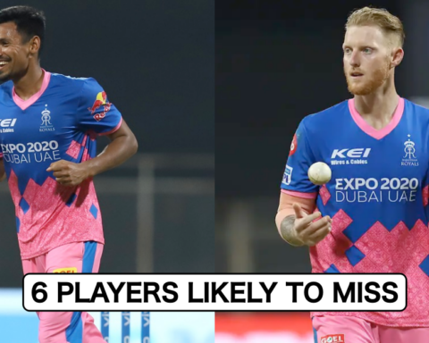 IPL 2021: 6 Rajasthan Royals (RR) Players Who Might Miss The UAE Leg Of The Tournament