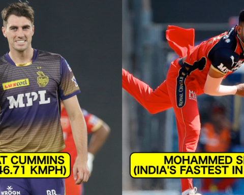 IPL 2021: Top 5 Fastest Bowlers So Far In The Tournament