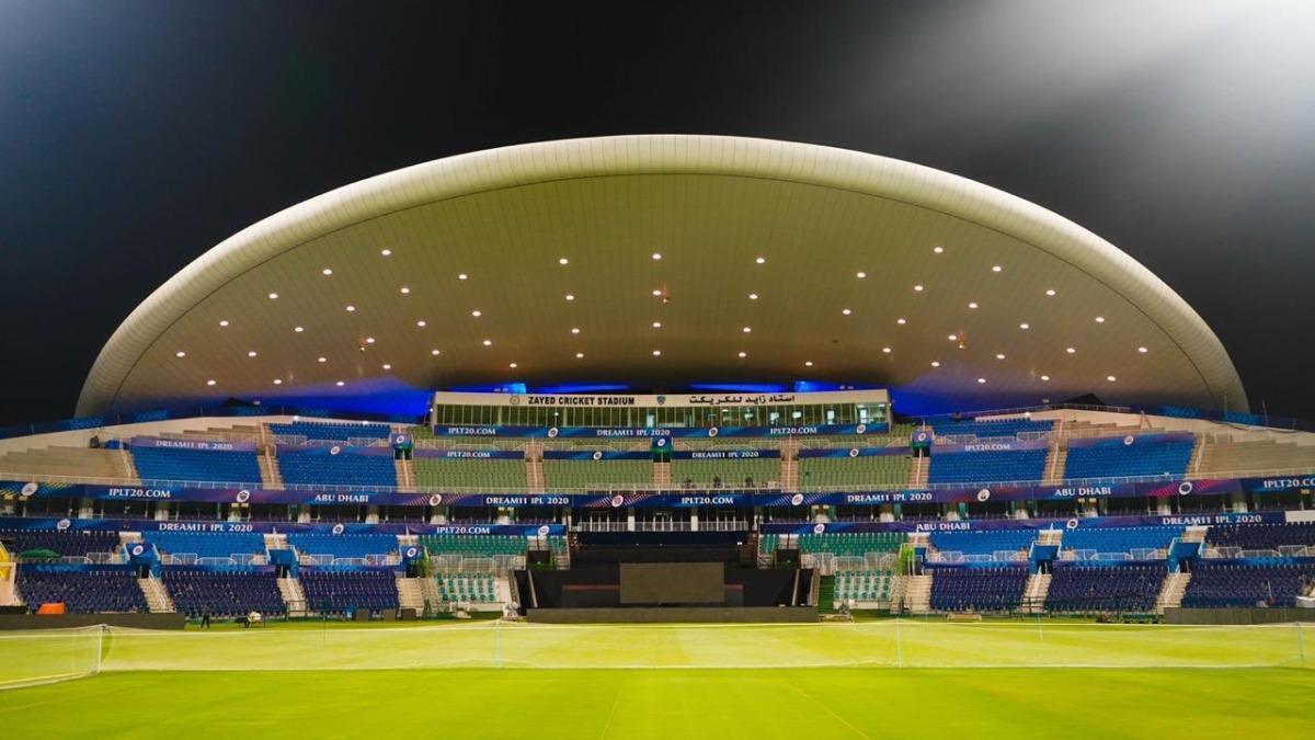 IPL 2021 Venue, Sheikh Zayed Stadium, Abu Dhabi