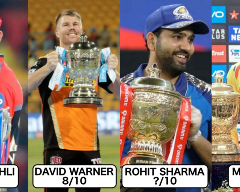 IPL: Rating Top 10 Captains In The History Of The Tournament