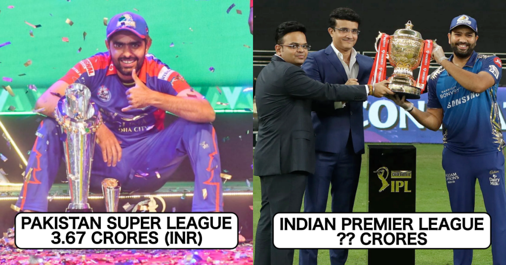 IPL To PSL: T20 Leagues And Their Winners Prize Money