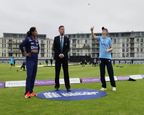 England Women vs India Women