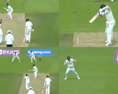 Watch: Ishant Sharma Dismisses Kane Williamson On 49