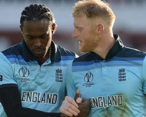 Jofra Archer and Ben Stokes, England Player