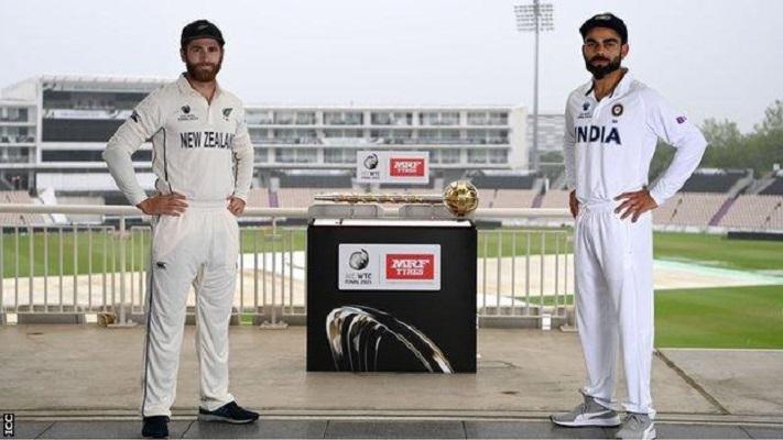 Kane Williamson And Virat Kohli, ICC World Test Championship Final