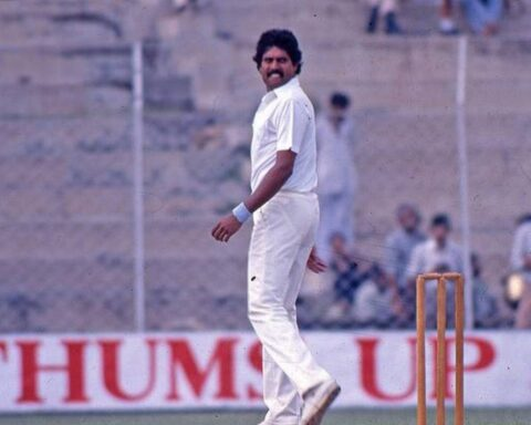 Kapil Dev, Former Indian Pacer