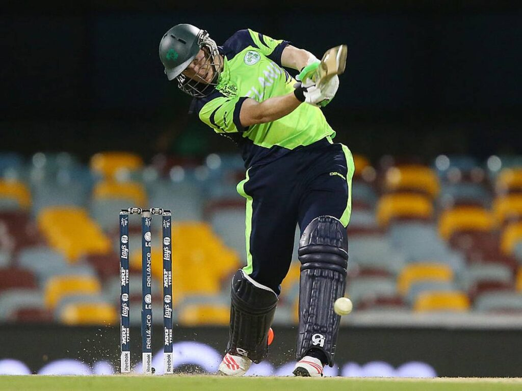 Kevin O'Brien, ICC T20 World Cup
