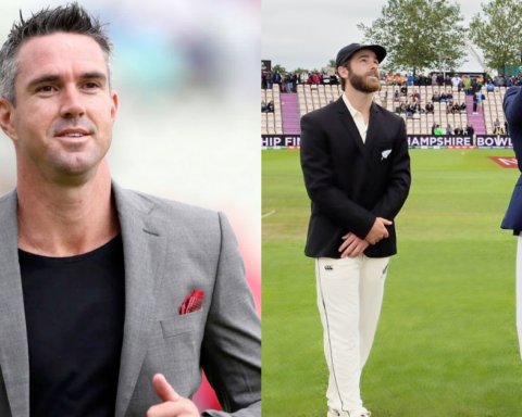 ICC WTC Final Should Not Have Been Played in The UK: Kevin Pietersen
