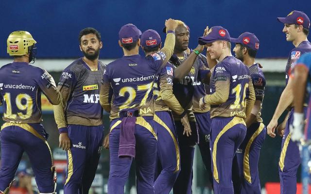 Kolkata Knight Riders, IPL 2021