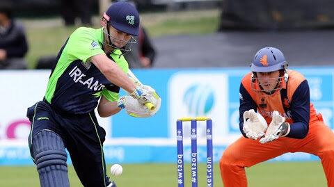 Netherlands vs Ireland 1st ODI 2021